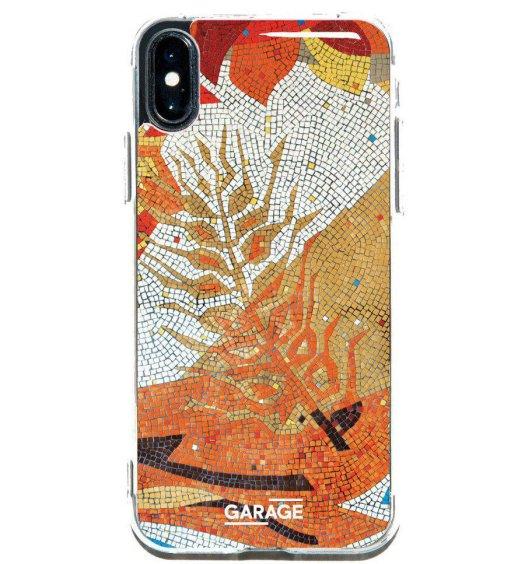 Case iPhone dengan Seni Dekorasi Mosaik Soviet by Garage