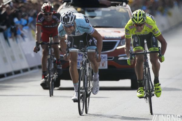 Sprint Spurt Ronde Vlaanderen