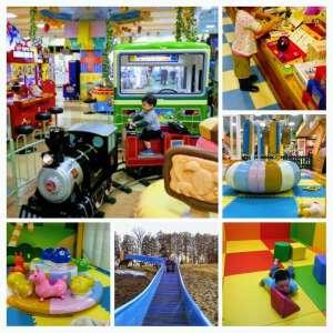 Family Friendly local mall Peony Walk | HIGASHIMATSUYAMA
