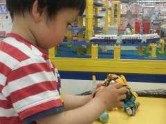 Free play area tomica plarail Plarail world Peony walk higashimatsuyama