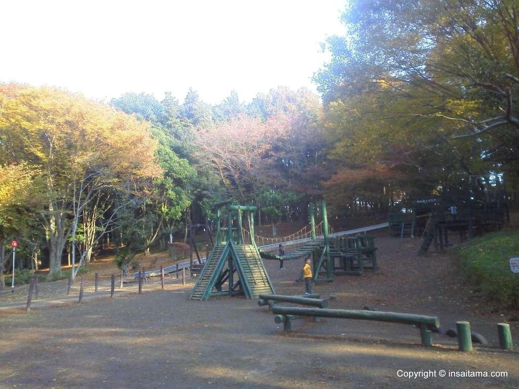 Athletic Playground Maruyama Park