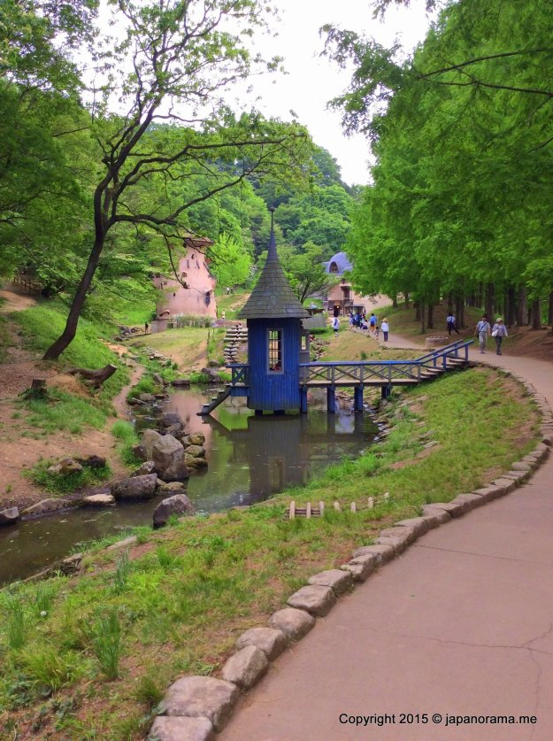"""Moomin Valley"", Akebono Children's Forest 