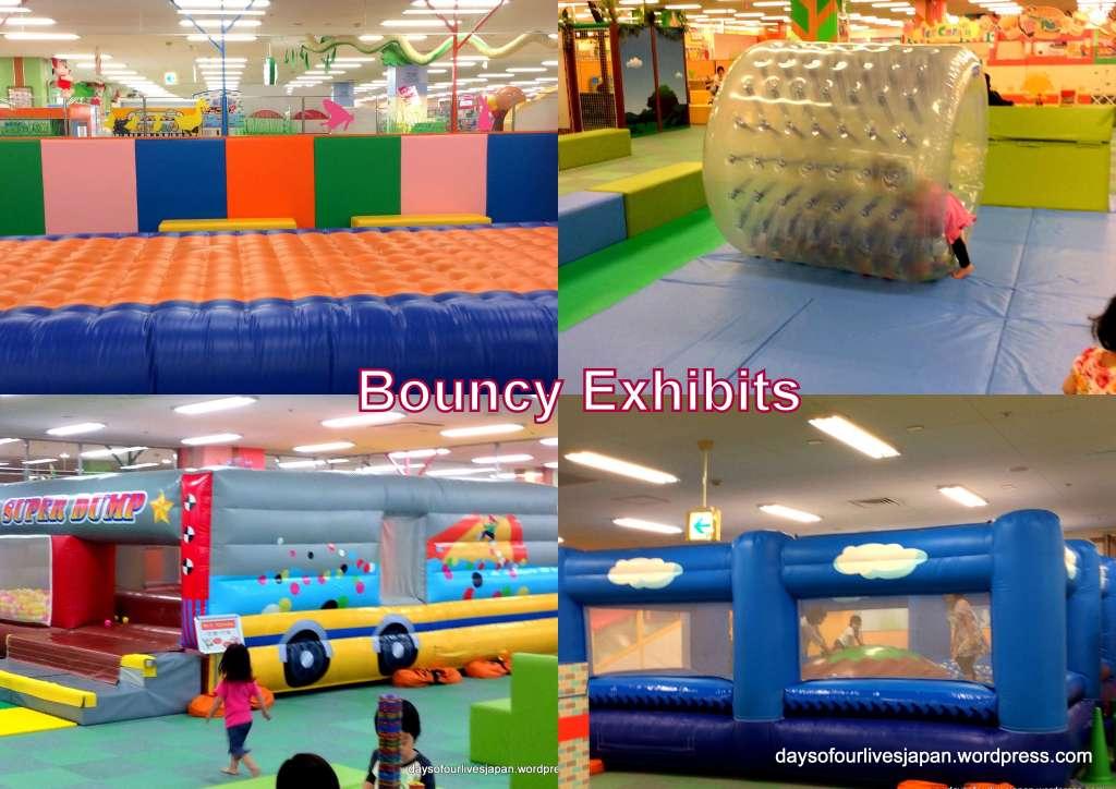 Bouncy Exhibits
