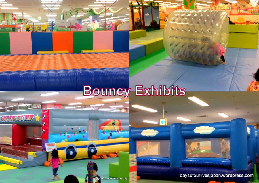 Bouncy Exhibits