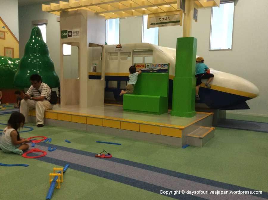 Large play train