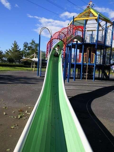 Playground at Heisei no Mori Park