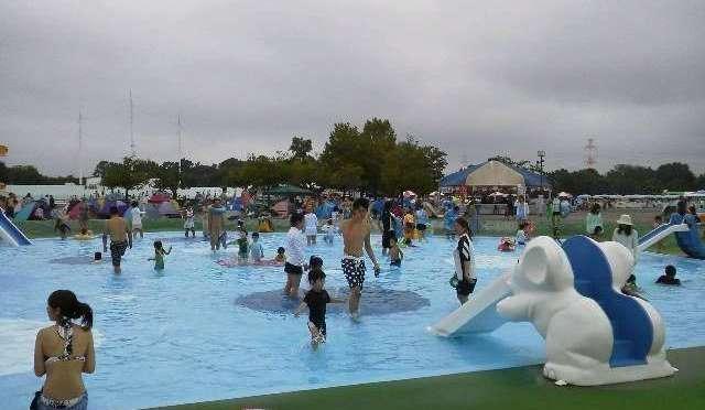 Kawagoe Water Park Summer 2017 | KAWAGOE