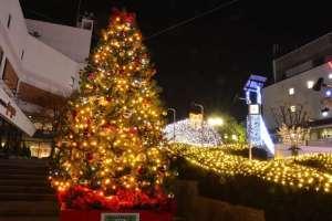 Koshigaya Night illumination