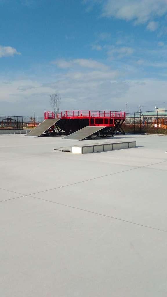 Kamiya Park Tokyo 2020 Skateboarding | KONOSU