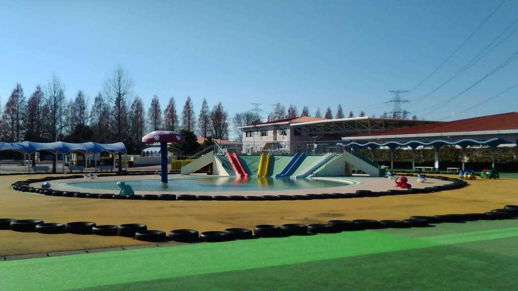 Hanasaki summer pools