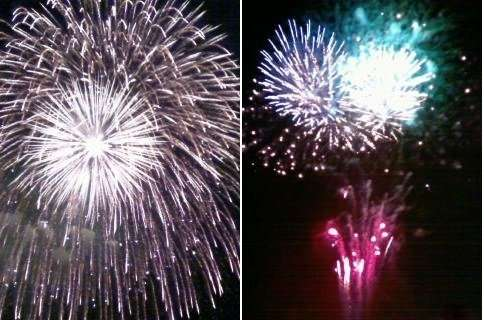 Fireworks and Festivals In Saitama August 6th 2016