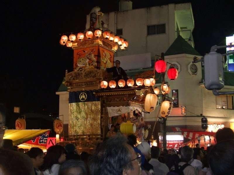 Kawagoe Festival | KAWAGOE