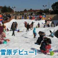Snow Kingdom @ Seibu Amusement Park | TOKOROZAWA