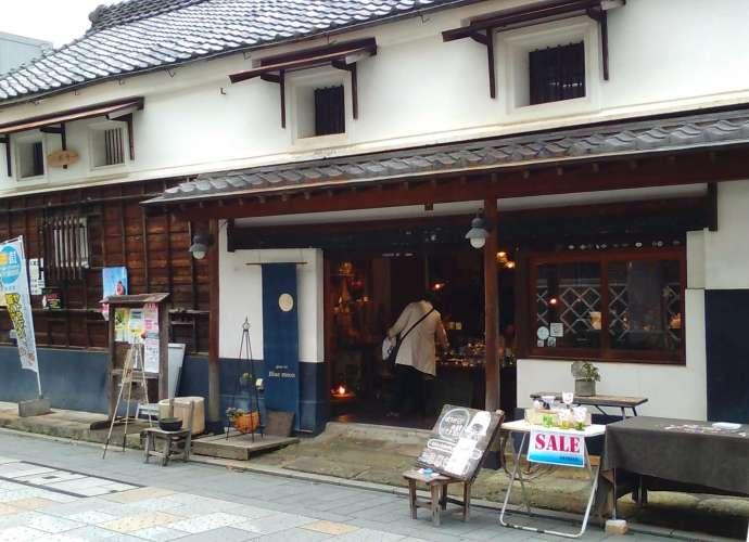 Glass blowing at Matsumoto Shoyu Factory
