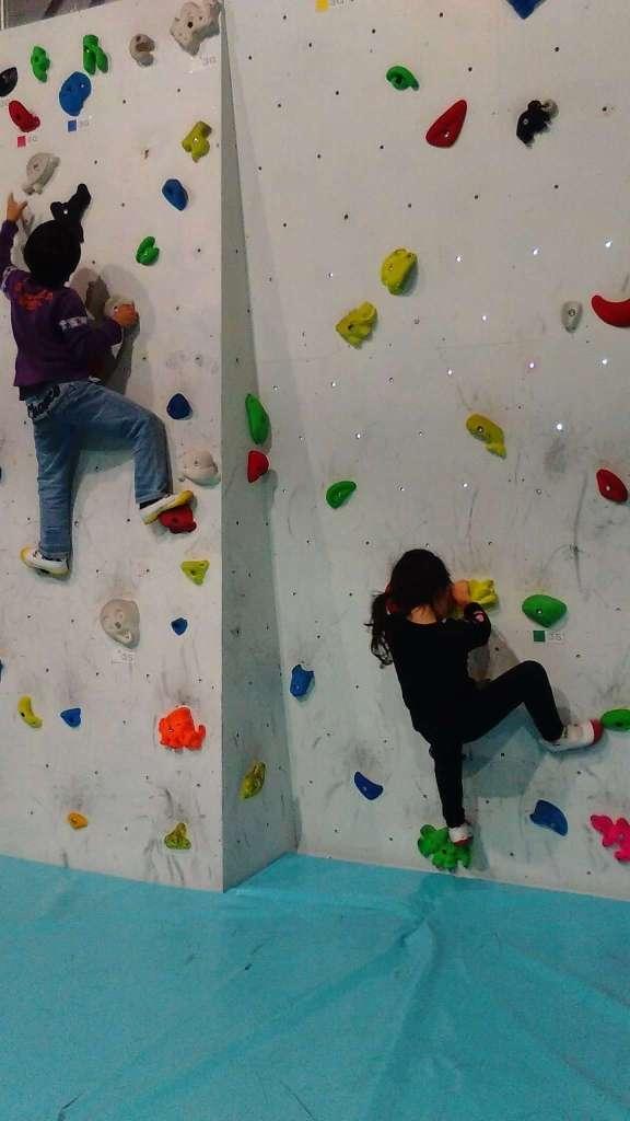 Monolith: Climbing Kawagoe