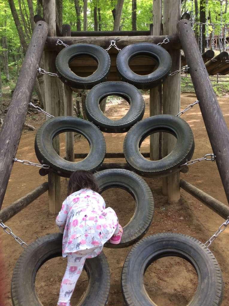 Playground at Sengenyama