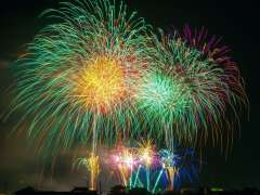 Konosu fireworks image for blog post