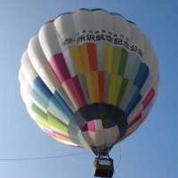 Hot Air Balloon Ride in 2020 at Tokorozawa Aviation Memorial Park