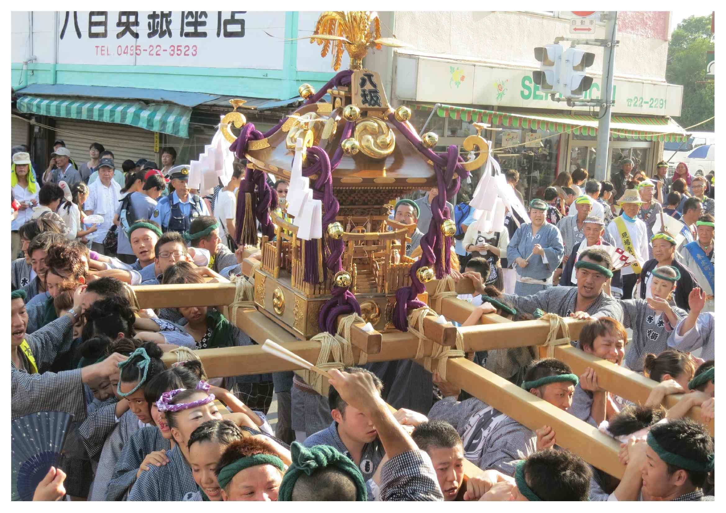 Honjo Gion Festival