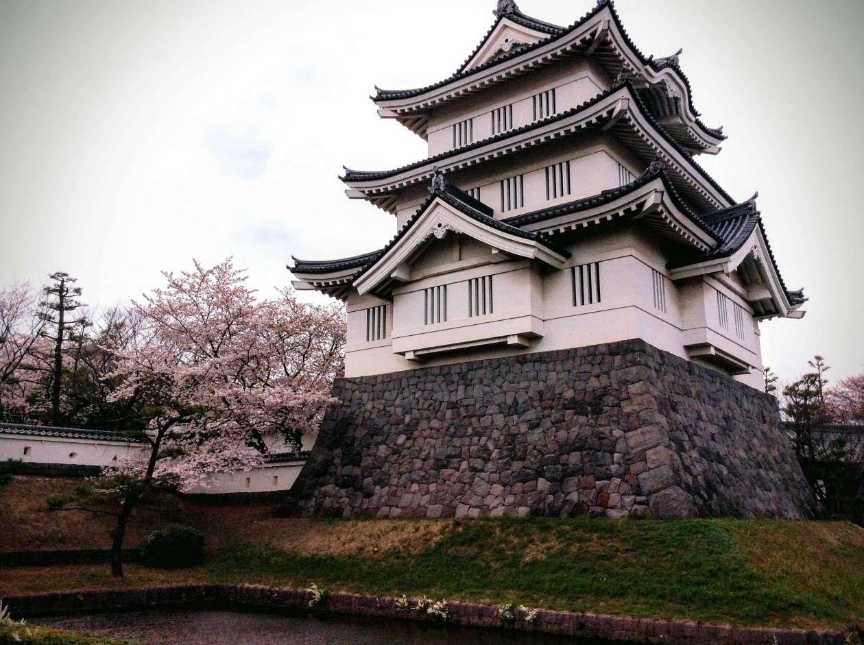 Gyoda Floating castle of Oshi