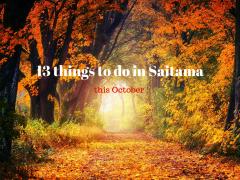 Saitama October