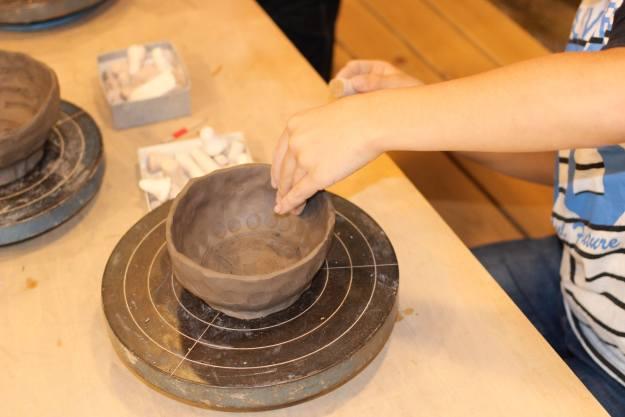 Pottery Class Kawagoe Touho Yamawa Hands on experience kawagoe with kids