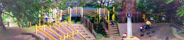 Nishinohara Central Park| FUJIMINO