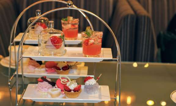 Strawberry Selection Afternoon Tea Kawagoe Prince Hotel