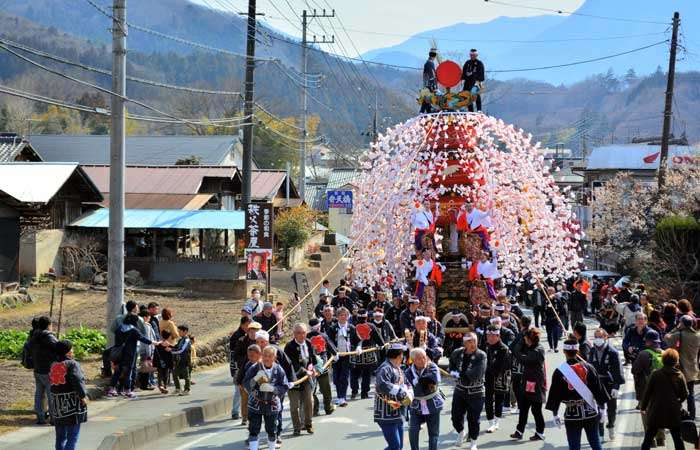 Yamada Spring Festival