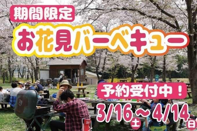 Hanami BBQ Shinrin Park
