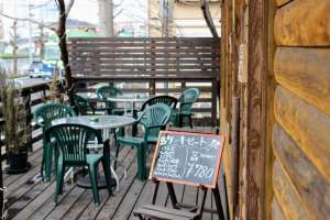 Cafe Terrace Lodgi | KAWAGOE