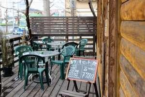 Cafe Terrace Lodgi | KAWAGOE
