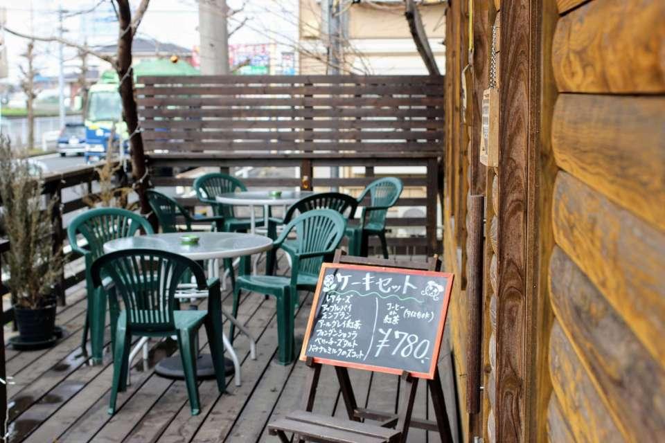 Cafe Terrace Lodgi   KAWAGOE