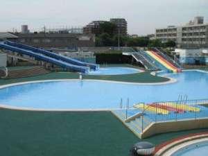 Mizonuma Kids Pool Asaka