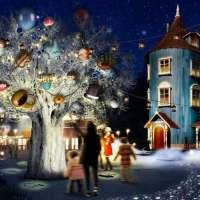 Winter Wonderland at Moominvalley Park | HANNO