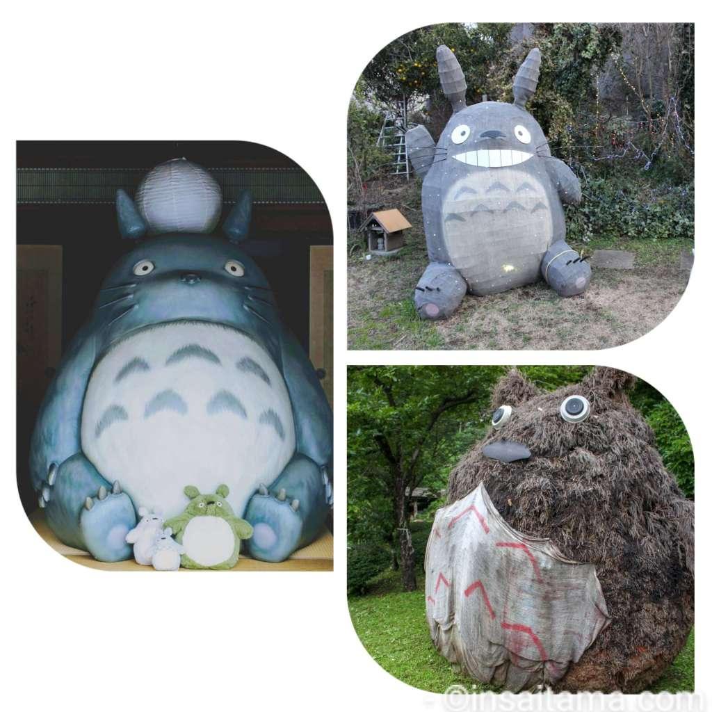 Totoro Instaspots Saitama