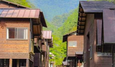 Ryokami sanroku camping ground Ogano Chichibu