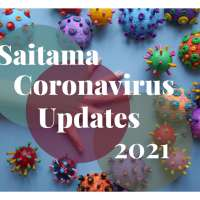 2021 Coronavirus updates for Saitama Prefecture