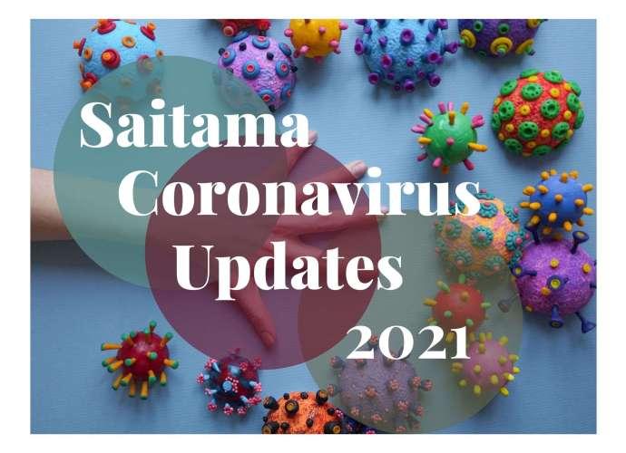 Saitama Coronavirus updates 2021