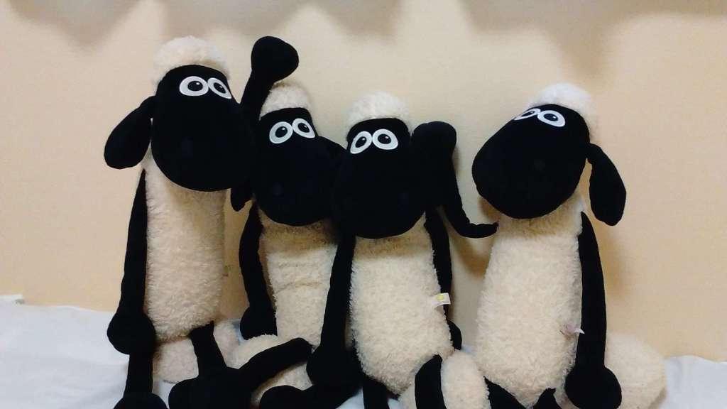 Shaun the sheep blueberry lodges tokinosumika