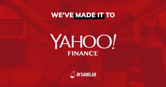 InsaneLab Yahoo! Finance
