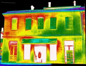 termico efficienza energetica edificio