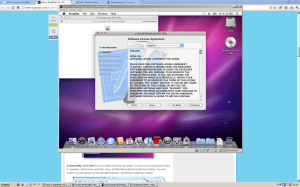 MacOSX running in a VirtualBox