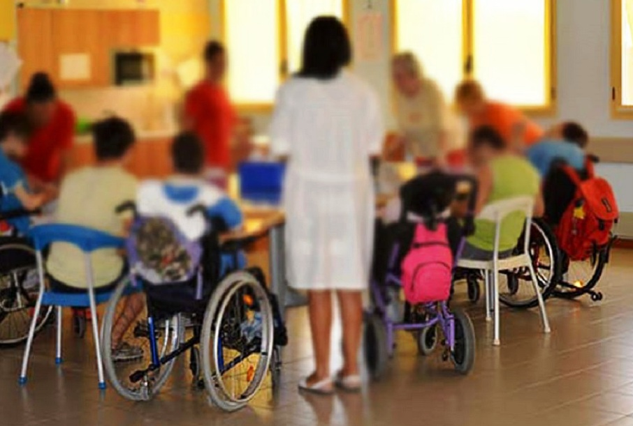 Disabili centri diurni