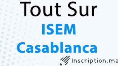 Photo of Tout sur ISEM Casablanca