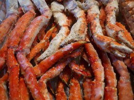 Crab Legs from Domenic's