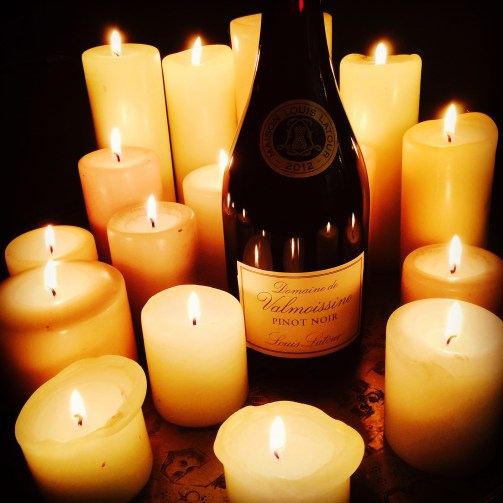 Pinot Noir Domaine de Valmoissine 2012