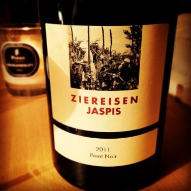 Pinot Noir Jaspis 2011