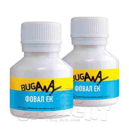 BugAway Фовал ЕК против комари | Инсект Експерт