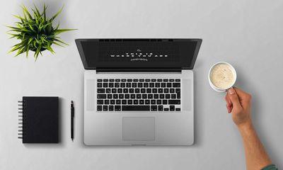 Онлайн ДДД услуги 1 - лаптоп